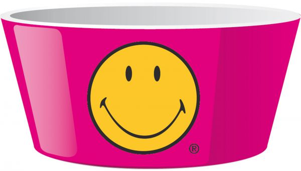 Smiley Klassik Müslischale himbeere 15 cm