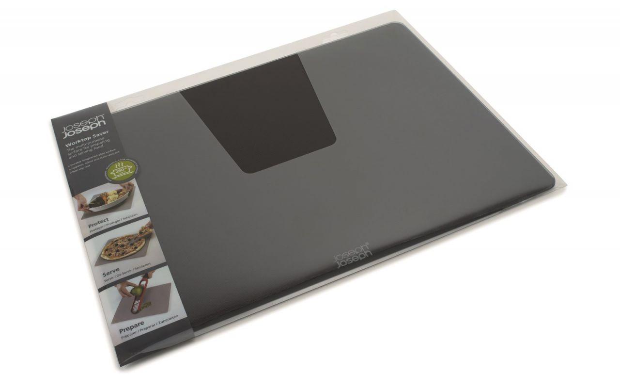 Glasschneideplatte schwarz, 30x40x0.7cm