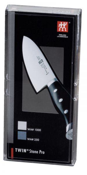 Wetzstein TWIN Stone Pro #250/#1000, 20x8.5x4 cm
