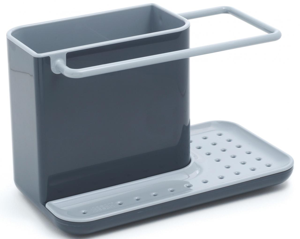 Sink Caddy schwarz/grau 21x13cm