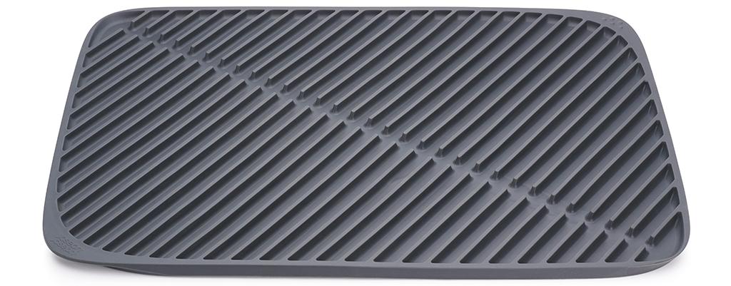Flume Abtropfmatte gross, grau, 31.4x43.4 cm