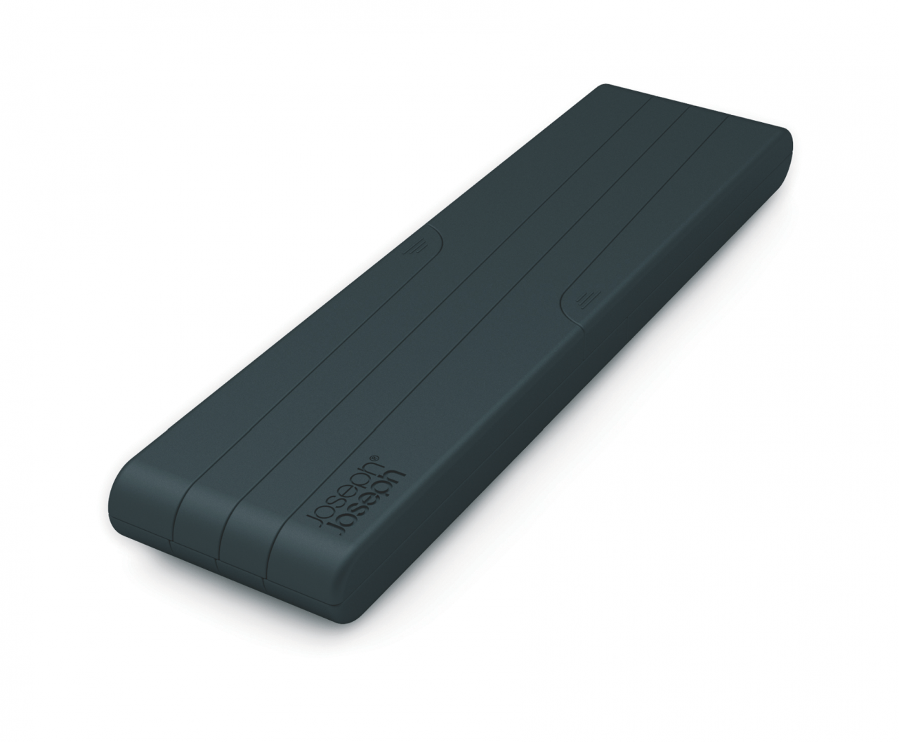 Stretch Topfuntersetzer schwarz 19.5x5cm